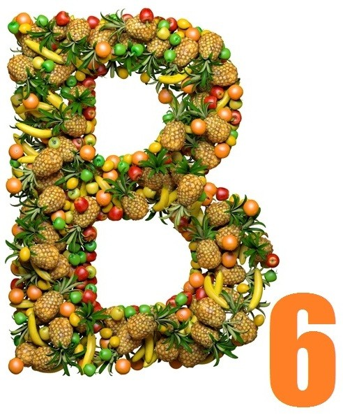 Vitamin B6 – pyridoxine. Nutrition for Everyone.