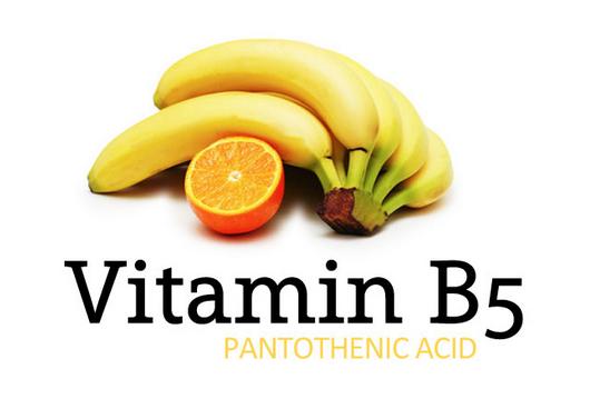 Nutrition for Everyone: Vitamin B5 (pantothenic acid)