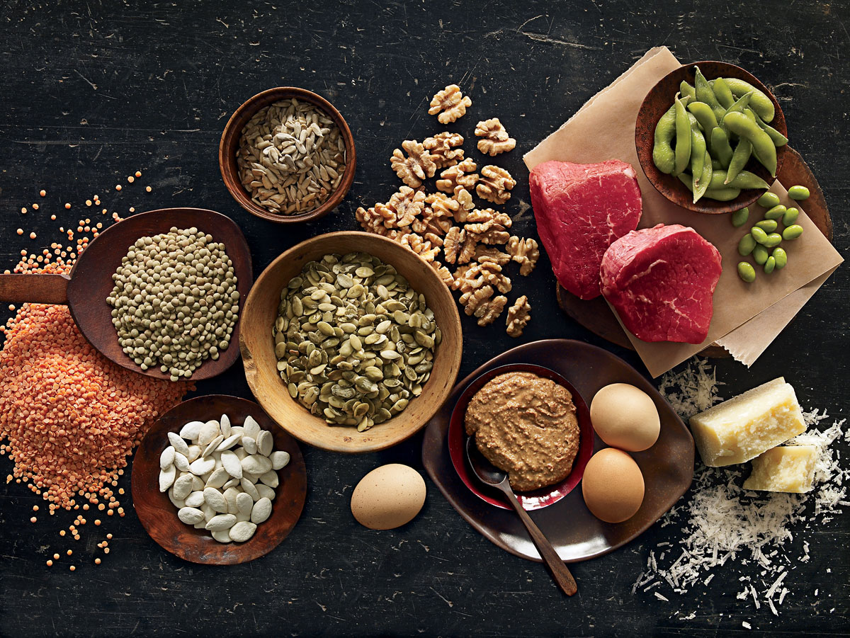 Find out the best sources of protein
